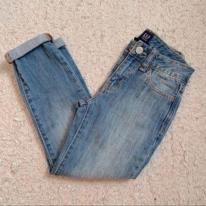 """Gap """" Girlfriend"""" jeans"""